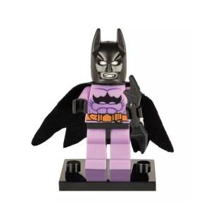 Block Minifigure Batman Bizarro