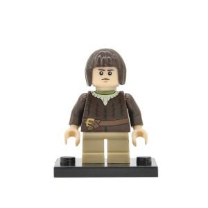 Block Minifigure Arya Stark