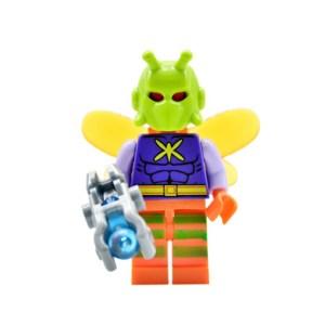 Block Minifigure Killer Moth
