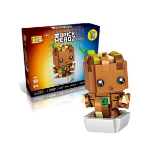Mini Brick Heroes Groot