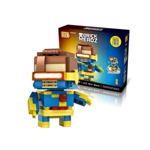 Mini Brick Heroes Cyclops