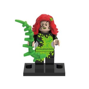 Block Minifigure Poison Ivy