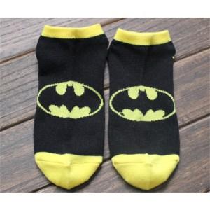 DC Comics Trainer Socks Batman