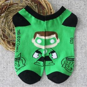POP Heroes Socks Green Lantern