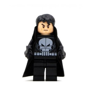 Block Minifigure The Punisher
