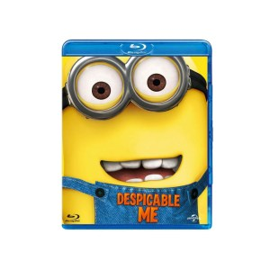 Despicable Me Blu-Ray