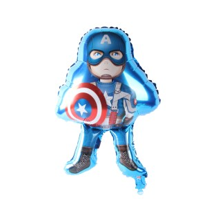 Shaped Foil Balloon Captain America