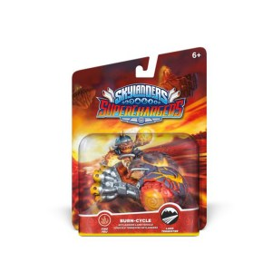 Skylanders Superchargers Burn Cycle