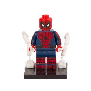 Block Minifigure Spiderman
