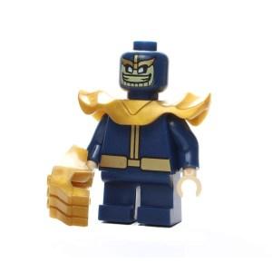 Block Minifigure Thanos Small Legs