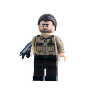 Block Minifigure Rick