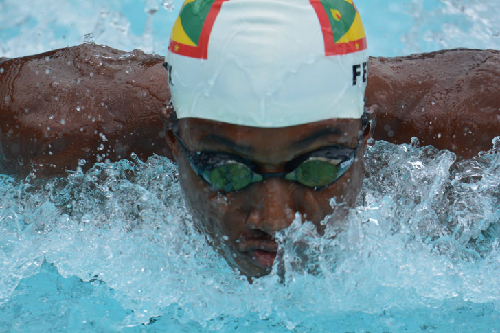 Gasa Swimmer