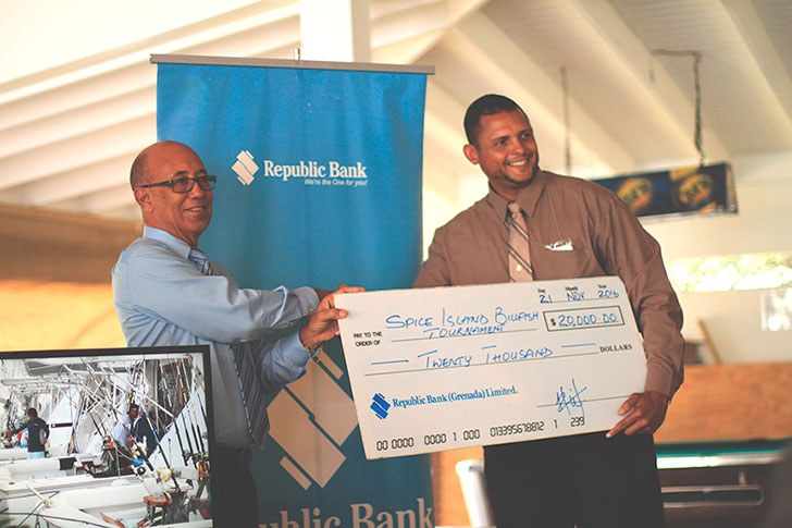 Rebublic Bank Billfish Sponsorship