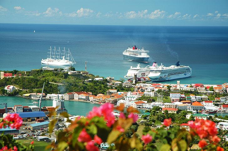 St. George's Cruise Port