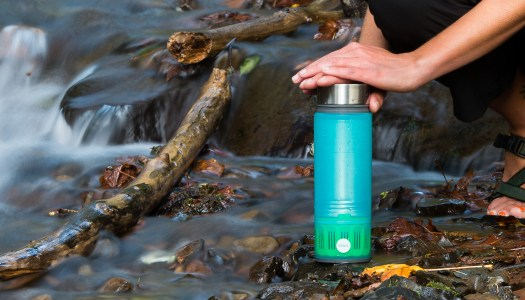 Basin and Range Field Test: GRAYL Water Filtration Cup