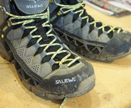Salewa Gore Tex Surround Boot 2