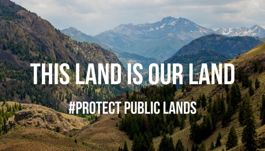 The Value of Protecting the West's Public Lands
