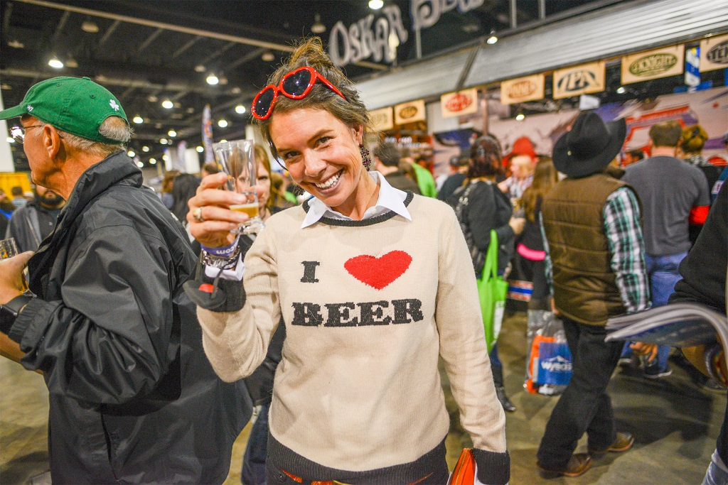 I Love GABF - GABF Taster - Photo © Brewers Association