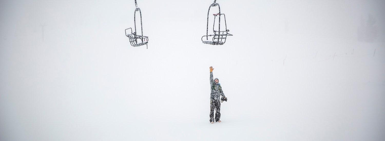 Squaw New Snow - Januburied - PC: Squaw
