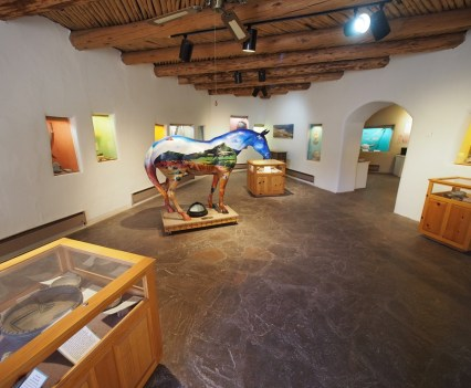 ghost ranch museum
