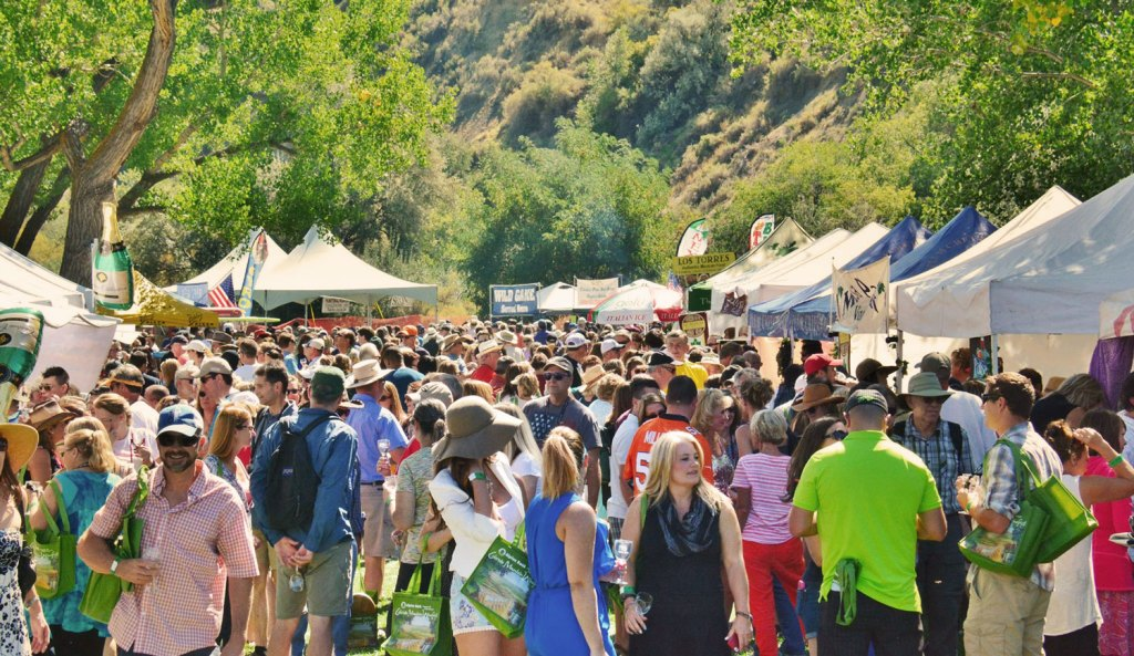 Colorado Mountain Winefest - Festival in the Park