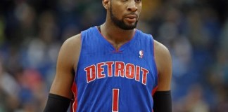Andre Drummond #1