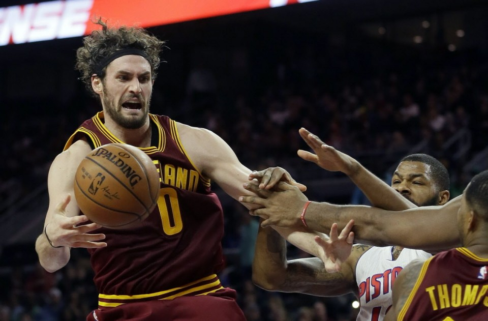 Tyronn Lue surprised by Kevin Love's all-star snub