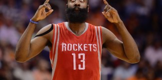 James Harden and the Rockets won't die just yet