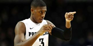 Kris Dunn has emerged as one of the NCAA's most electrifying players.
