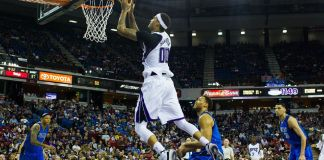 Cauley-Stein scored 21 in a win over Dallas