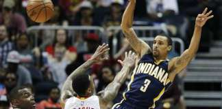 The Hawks blow out the Pacers by 29