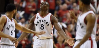 The Toronto Raptors tied the Eastern Conference FInals at 2-2 with their Game 4 win