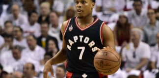 Kyle Lowry had 33 as the Raptors stole game three from Miami