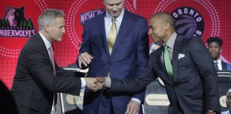 The Boston Celtics are trying hard to trade their third overall pick
