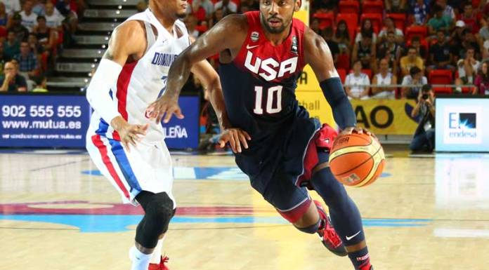 Kyrie Irving rounds out Olympic team