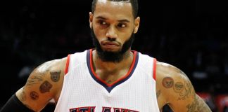 Mike Scott pled not guilty to two counts of felony drug possession