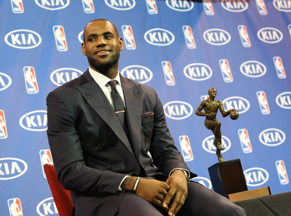 338512934ad LeBron James  I Can Win MVP Playing Limited Minutes