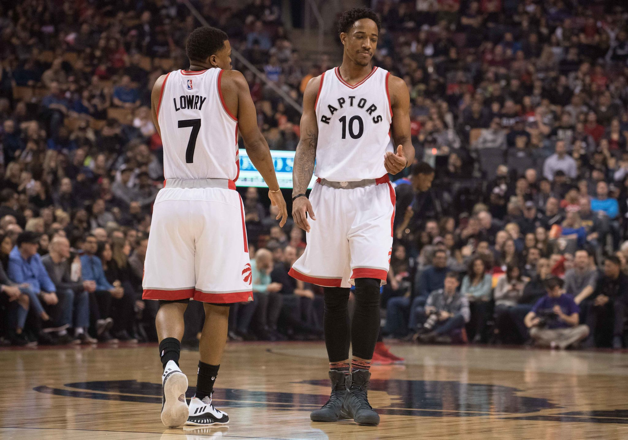 39522ab77e8b DeMar DeRozan And Kyle Lowry s Playoff Struggles Are Now Normal