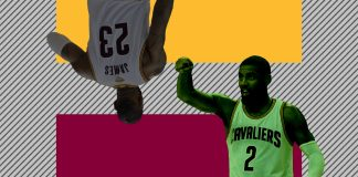 Kyrie Irving no longer wants to be the sidekick to LeBron James, but the places he'd like to go say otherwise. Mandatory Credit: USATSI