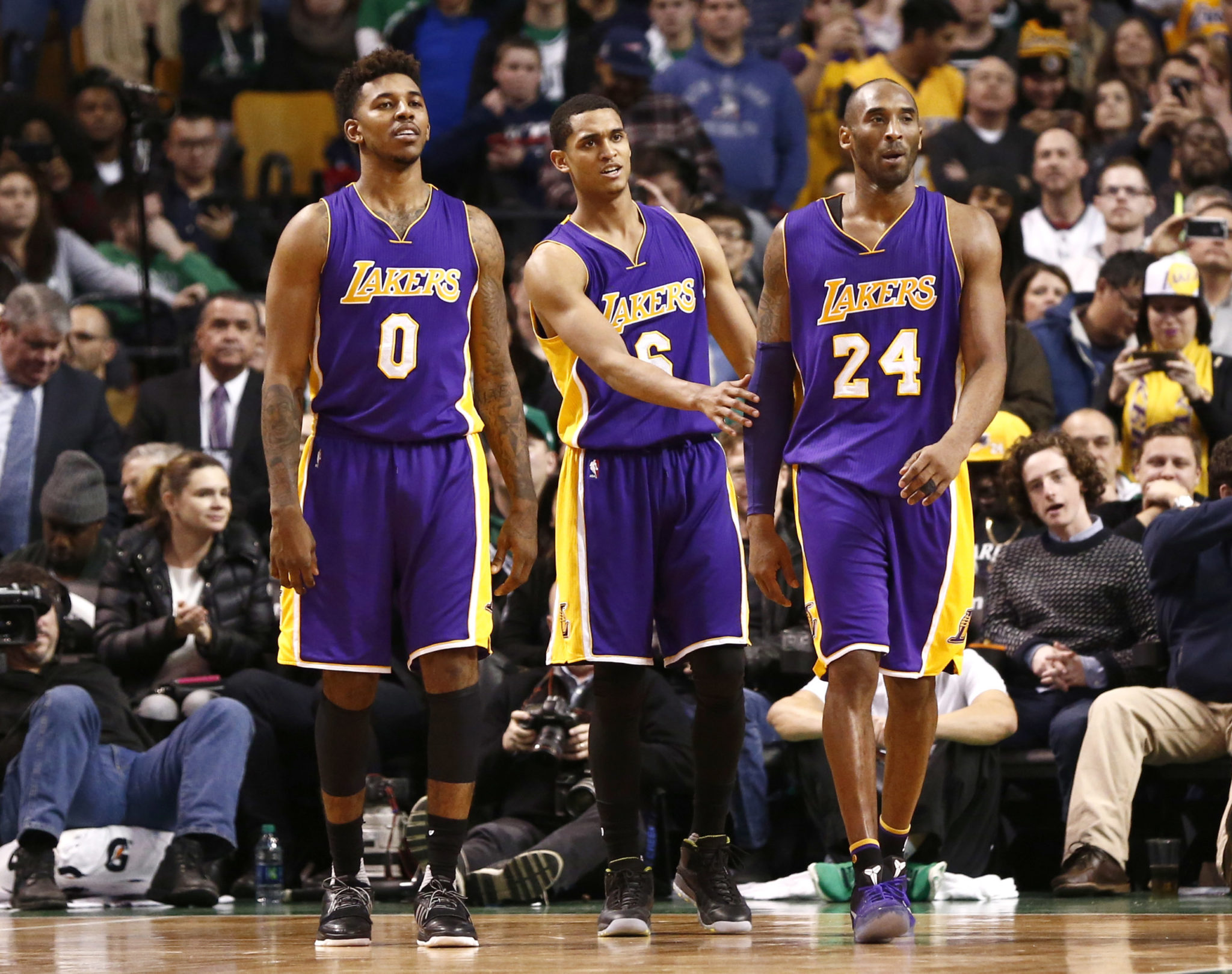 0690dfad411e Nick Young Wants To See Kobe Bryant In The BIG3
