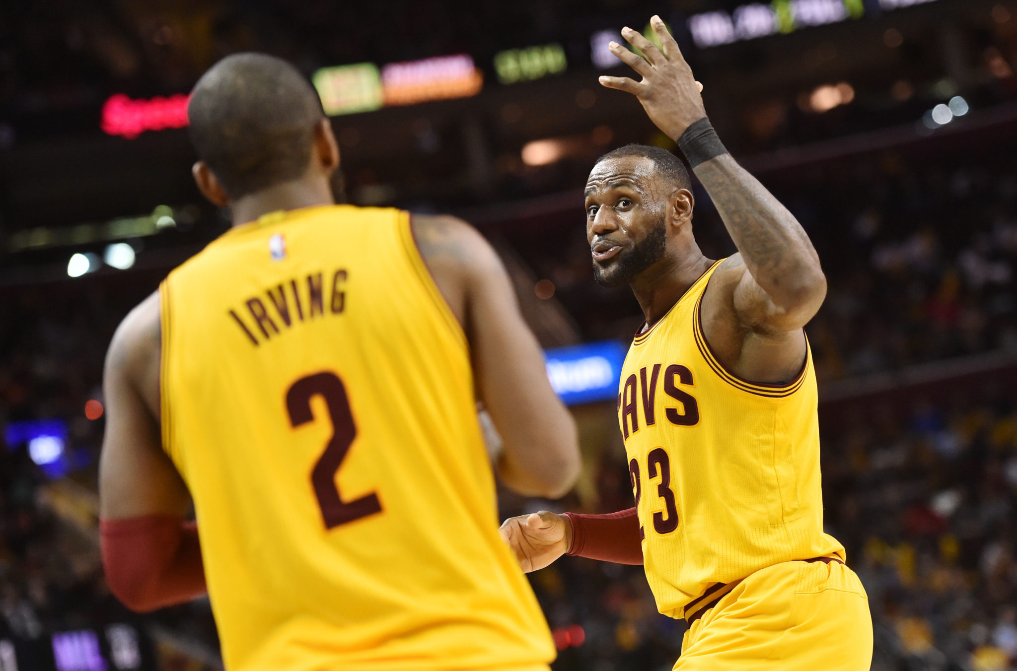 58b7e5731460 Cleveland Cavaliers Seeking  Young Star  For Kyrie Irving