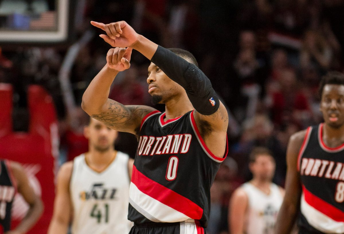 Damian Lillard Is Dropping New Kicks, New Album On Oct. 6