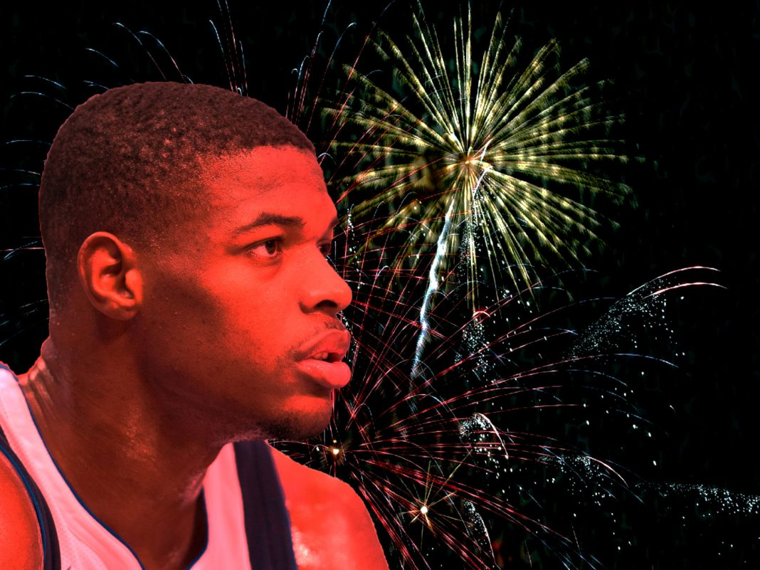 Dennis Smith Jr. is the most explosive player in this year's rookie class, and he should enter the dunk contest just for kicks and giggles. Mandatory Credit: USATSI