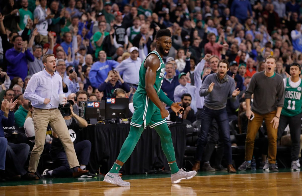 Jaylen Brown Earned The Game Ball In The Wake Of Friend's Death