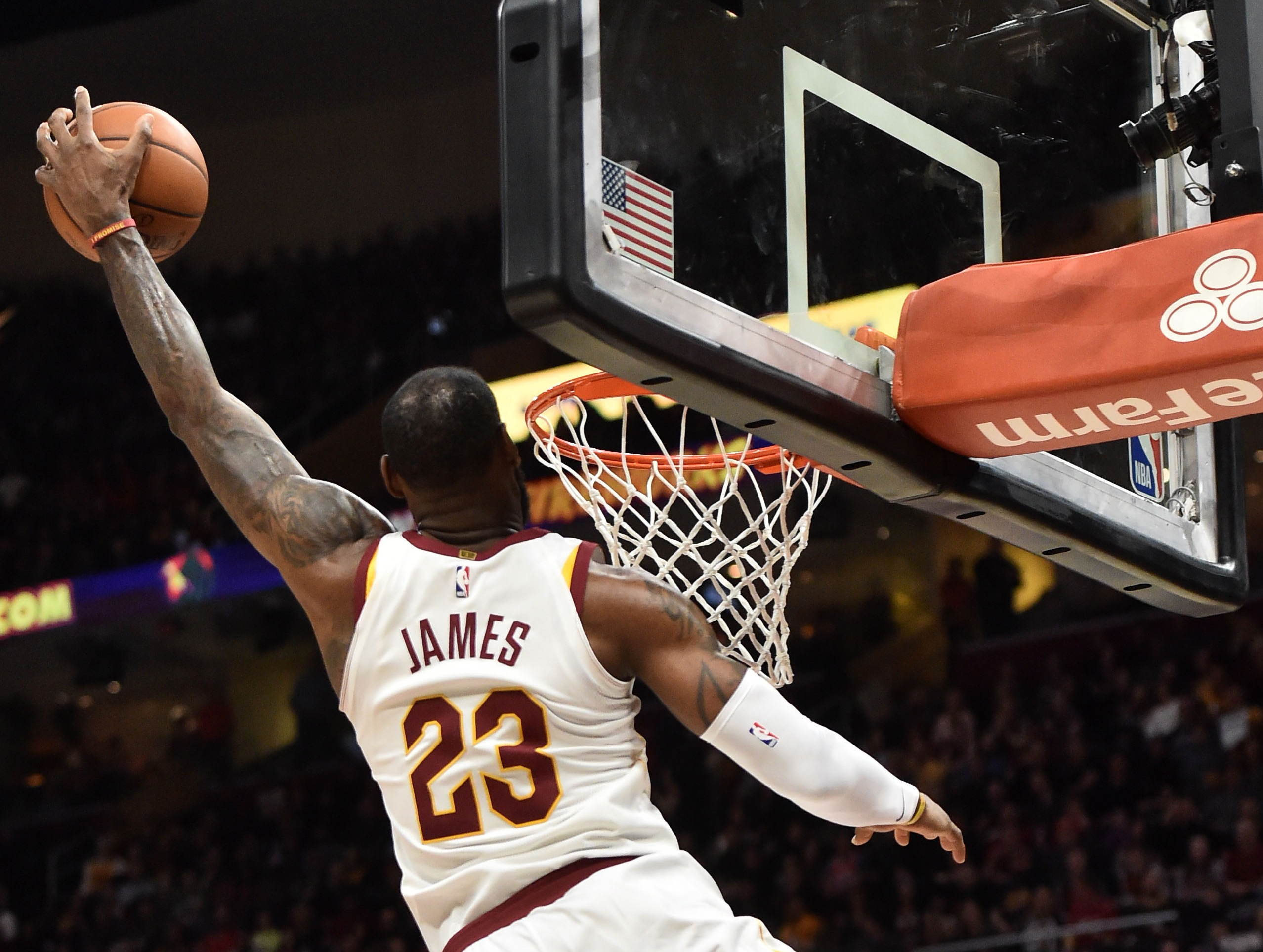 2bac7ae8b863 Three-Man Weave  LeBron James Collects 60th Career Triple-Double