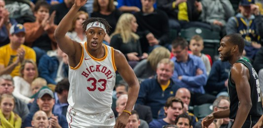 NBA: Indiana Pacers, Myles Turner