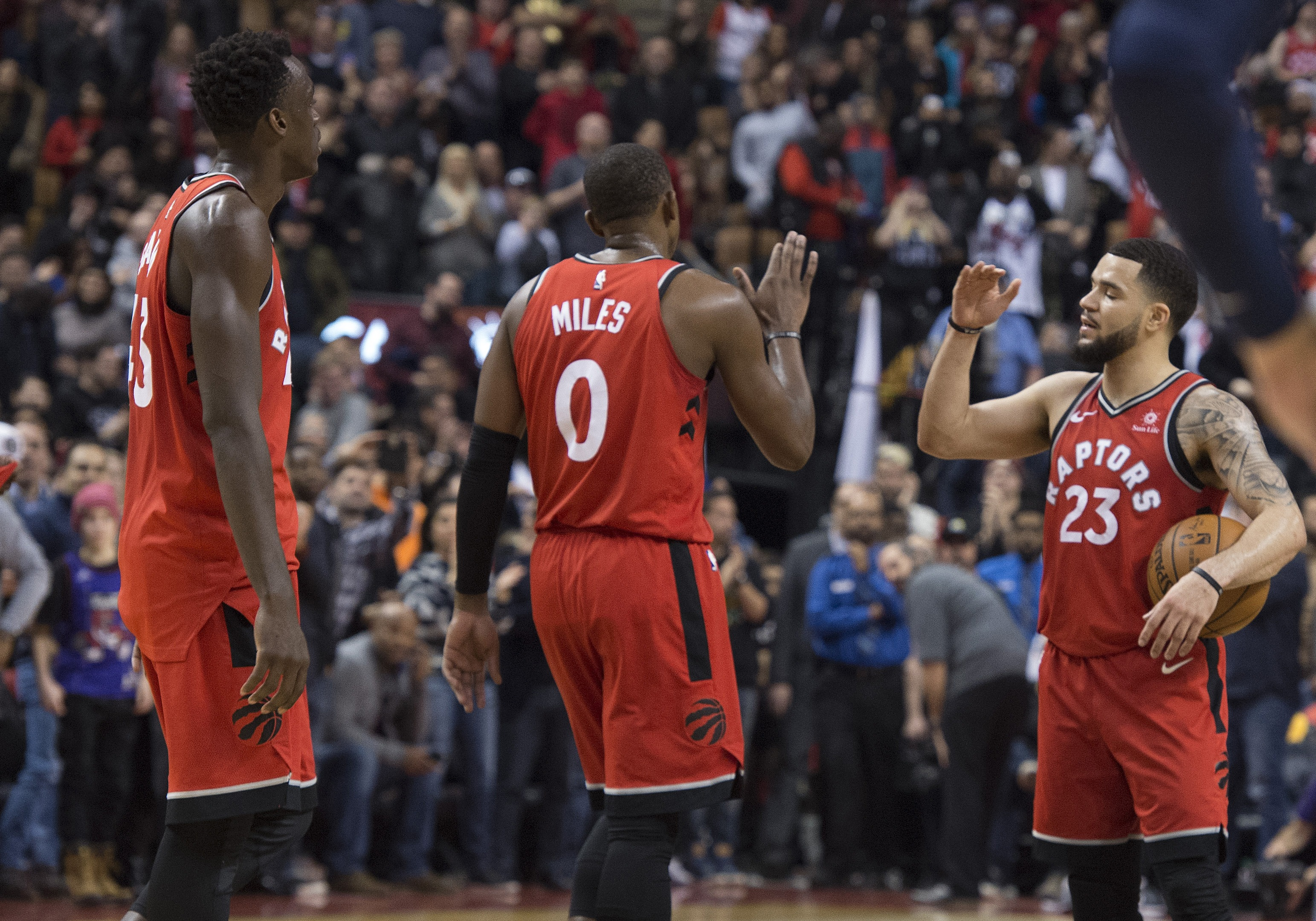 The Toronto Raptors' Bench Has Forged A New Level Of ...