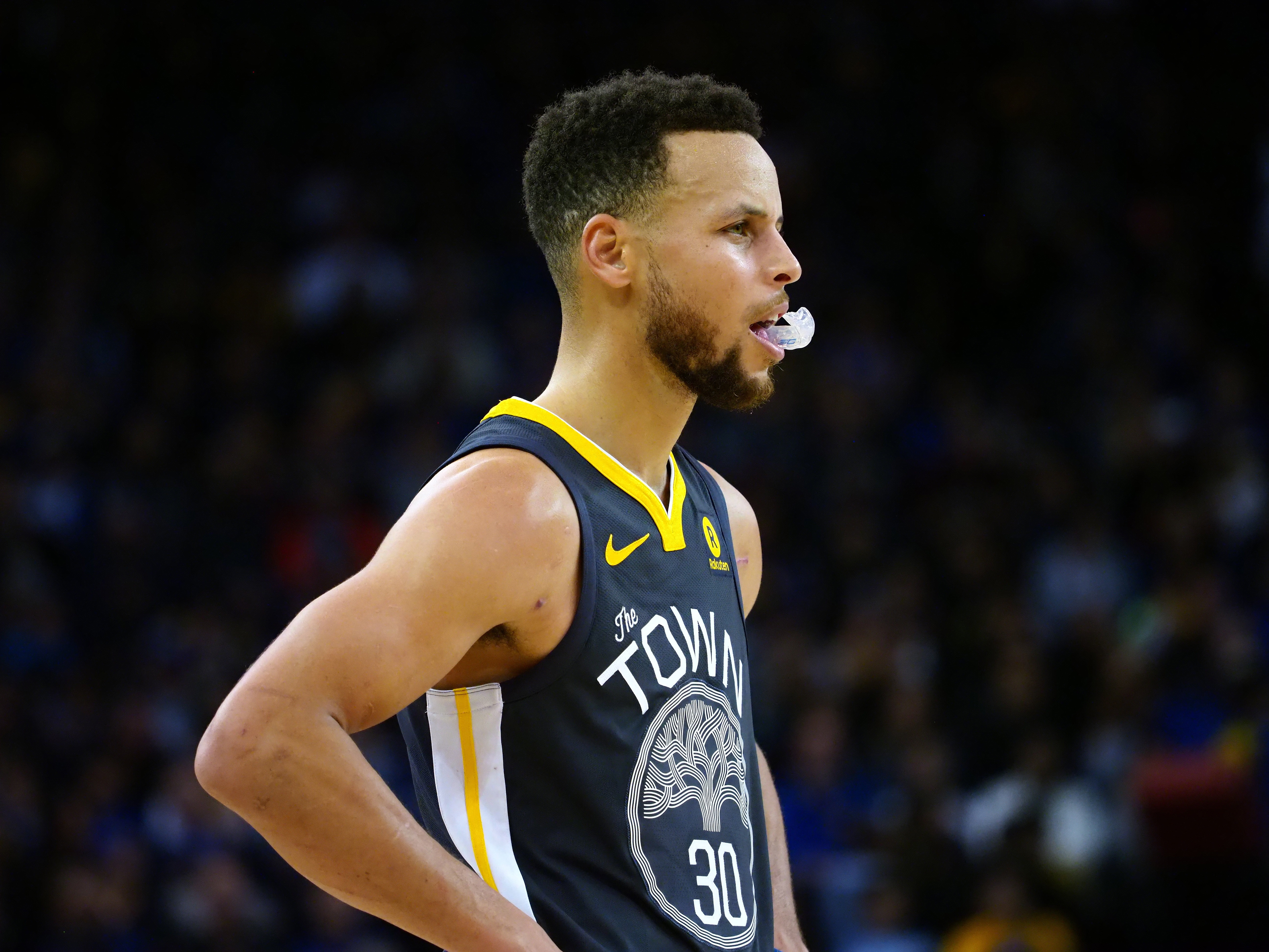 89975dcd9 Adam Silver  Stephen Curry Didn t Want All-Star Draft Televised