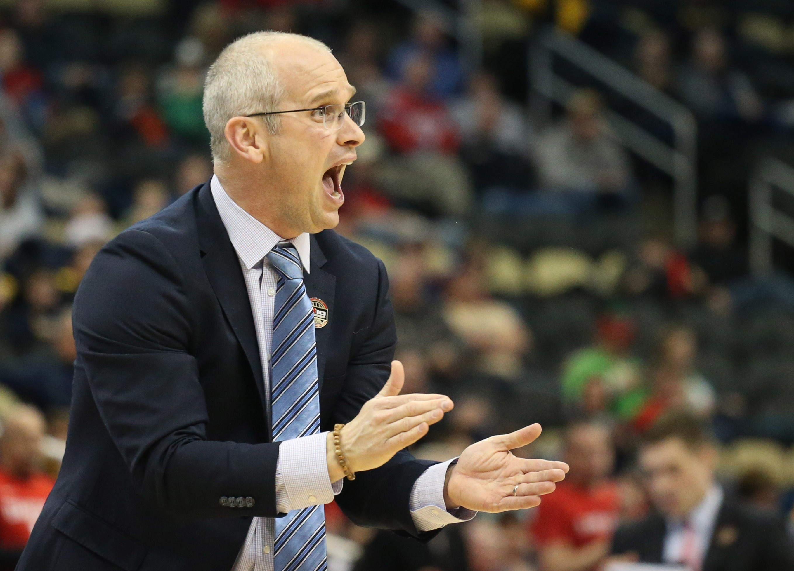 Dan Hurley Is Hired as UConn Men's Coach