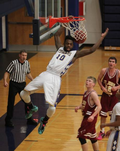 Cougars roll to victory over St. John Fisher JV | The Batavian